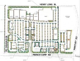 Weston Ranch Towne Center Site Plan