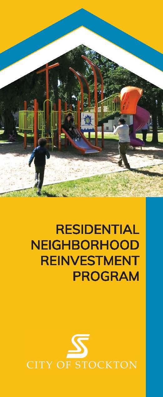 Residential Neighborhood Reinvest Brochure
